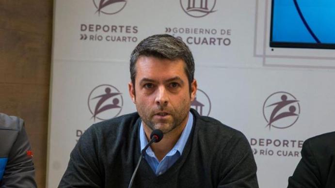 Agustín Calleri: Fue una gestión junto al Gobierno de la Ciudad tener un aforo del 70% para la Copa Davis