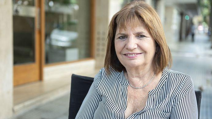 Patricia Bullrich: El Senado es la madre de todas las batallas