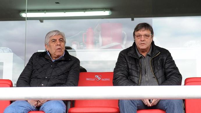 Yoyo Maldonado: Que Hugo siga en la conducción de Independiente sería muy importante