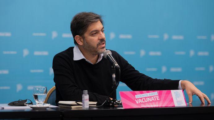 Carlos Bianco: En algunos lugares bajó el precio de la carne