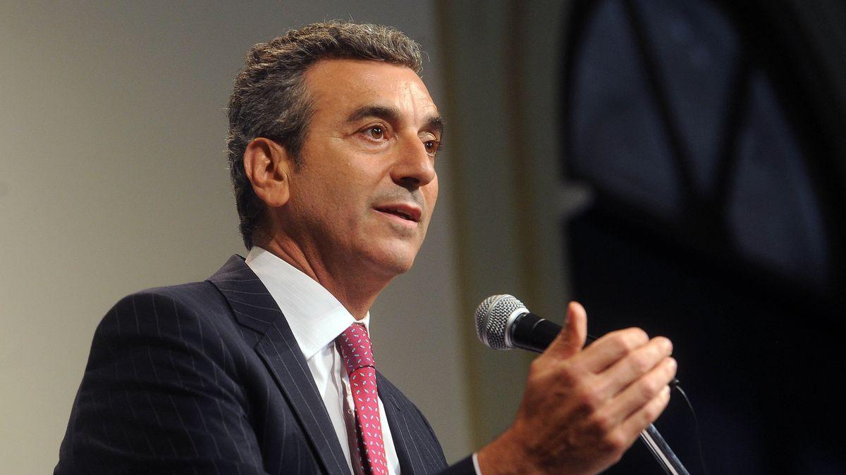 Florencio Randazzo, precandidato a diputado nacional por la Provincia de Buenos Aires