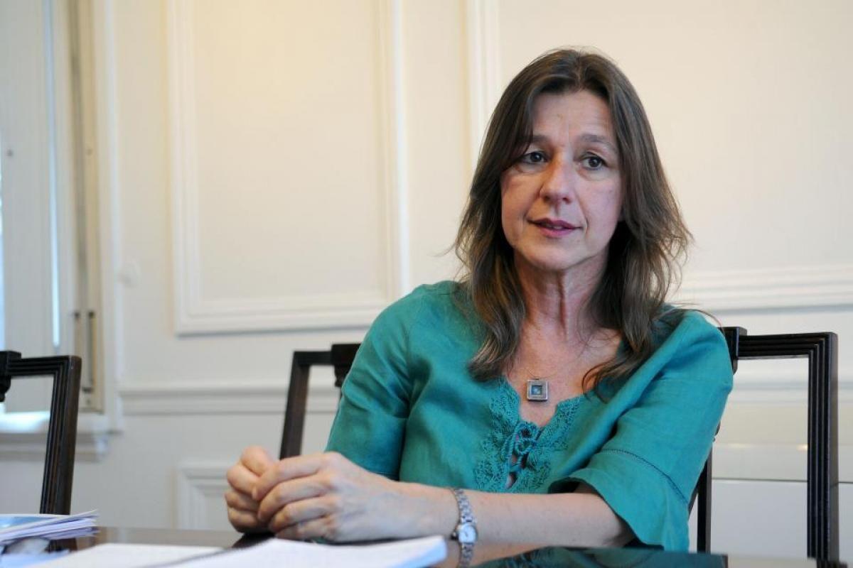 Sabina Frederic: No subestimo los problemas de inseguridad y me hago cargo