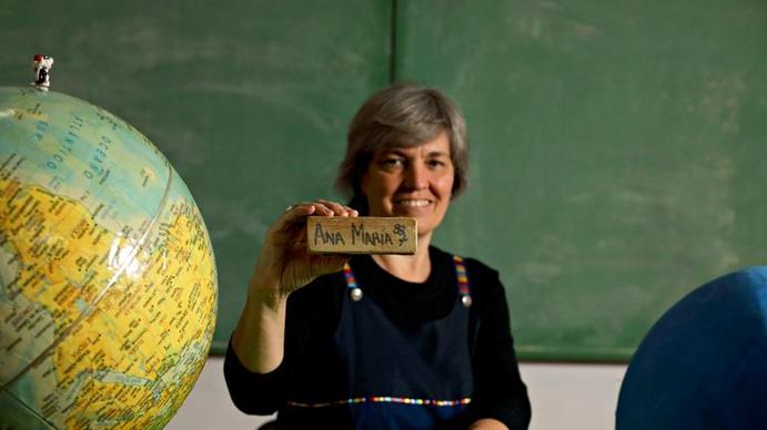 Ana María Stelman: En la Argentina hay que empezar a mirarnos a los ojos y ayudarnos