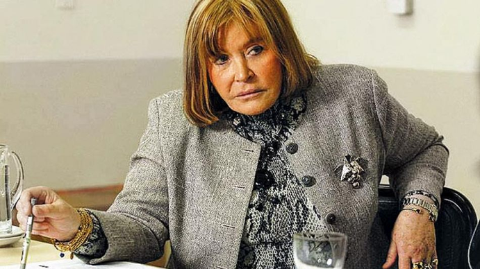 María Servini de Cubría: Faltaron muchísimos presidentes de mesa