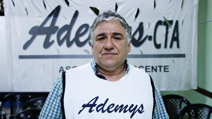 Jorge Adaro: De ninguna manera haremos la jornada educativa un sábado