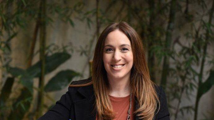 María Eugenia Vidal: Las taser pueden salvar vidas si son bien utilizadas
