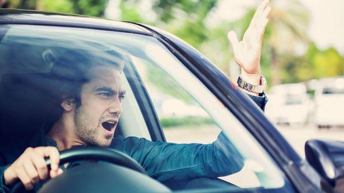Machismo al volante