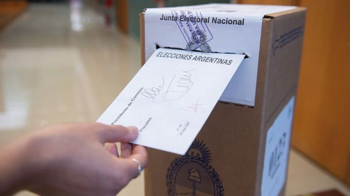Manuel Mogni: La gente puede ir a votar tranquila, no hay mayor riesgo por la pandemia