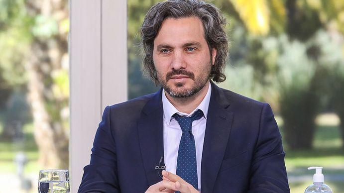Santiago Cafiero: Ningún compañero me dijo que me tengo que ir