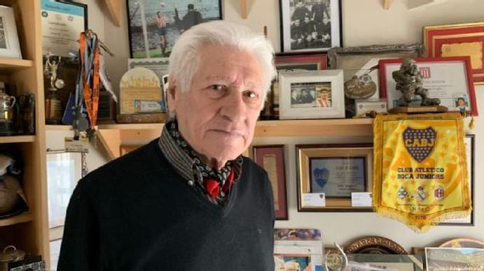 Jorge Griffa: Tengo una gran satisfacción por lo que se hizo en Boca y Newells