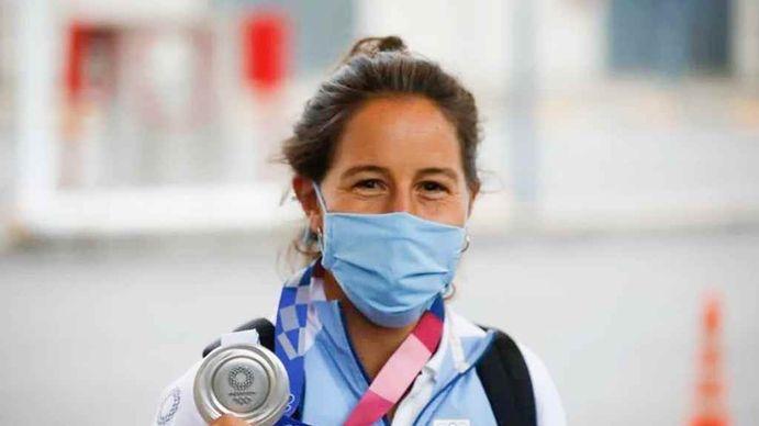 Sofía Maccari: Estoy esperando que alguien tenga corazón y me devuelva la medalla