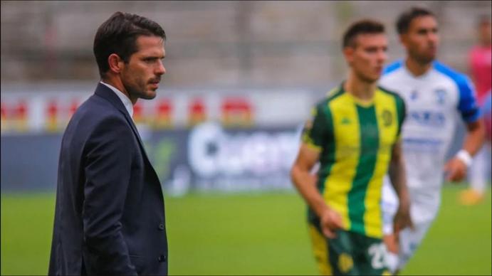 José Moscuzza: Le tengo fe todavía a Gago