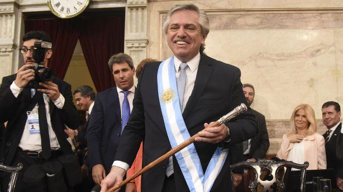 Jorge Ferraresi dijo que buscarán la reelección de Alberto Fernández
