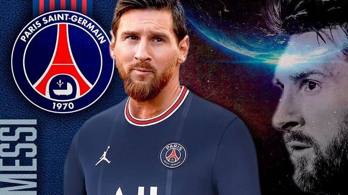 Lionel Messi firmará hoy con el PSG