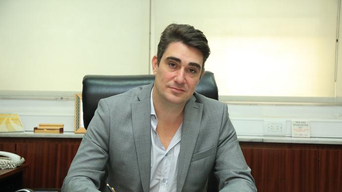 Javier Iguacel: Bajar impuestos es darle poder a los vecinos