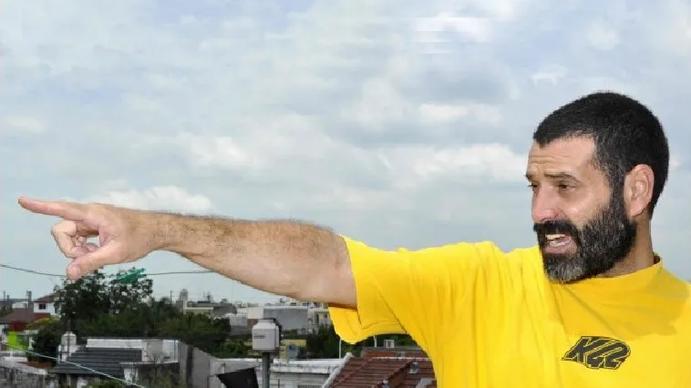 De no ir a la iglesia a ser cura: el ex futbolista que cambió de vocación