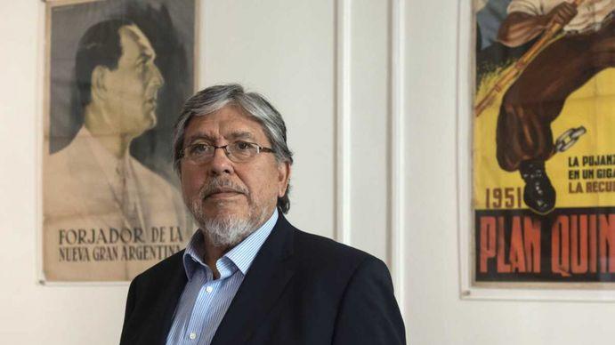 Fernando Chino Navarro: Wado de Pedro se equivocó