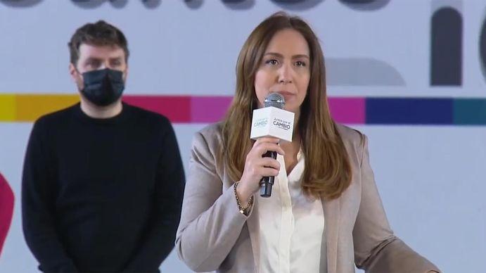María Eugenia Vidal: Nunca fui Heidi, nunca fui tibia