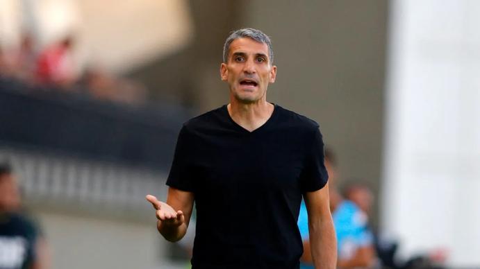 Juan Pablo Vojvoda: Si tengo que mirar o copiar una idea veo la de Tuchel o Guardiola