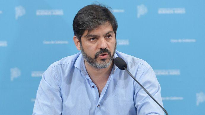 Carlos Bianco: Ojalá la gente tenga en cuenta la gestión de la pandemia en las elecciones