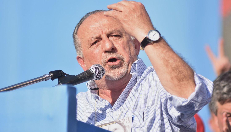 Hugo Yasky: No vamos a aceptar ningún ajuste en el presupuesto