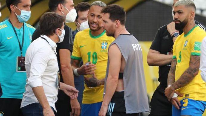 Daniel Scioli: Vuelven todos los jugadores a la Argentina