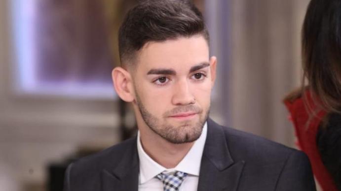 Ramiro Bueno: Mi papá es mi referente, pero siento que tengo que escribir mi historia
