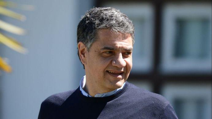 Jorge Macri en Vilouta 910