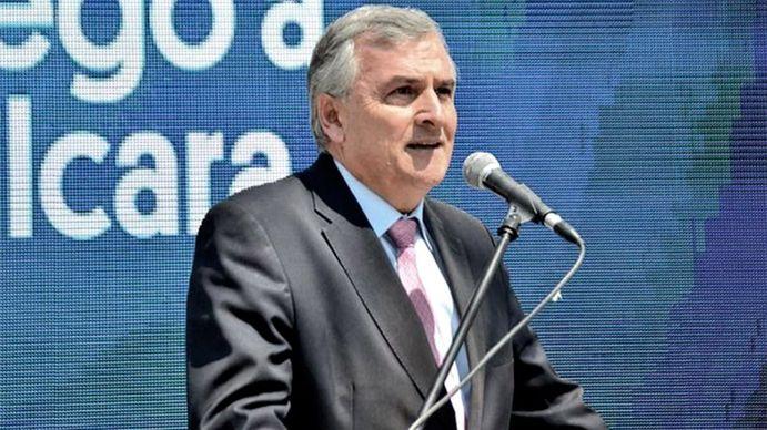Gerardo Morales: No hay que cortarse las venas por un resultado electoral