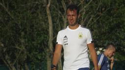 Fernando Batista: Me da bronca como hincha y entrenador de las selecciones juveniles que me nieguen jugadores