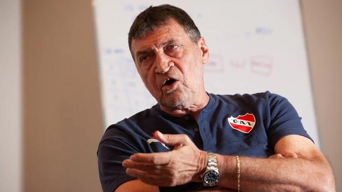 Julio Falcioni: Talleres está para pelear el campeonato