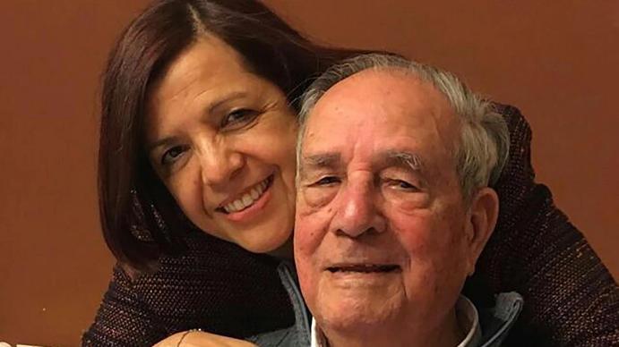 Marta Cohen y la historia de su padre: cumple 100 años y no pudo viajar a la Argentina a saludarlo por la pandemia